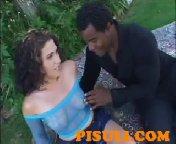 Скриншот для видео Анальный секс в лесу
